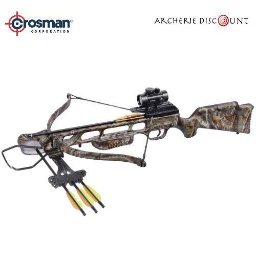 Arbalete crossman center cross 175 lbs xr175 camouflage