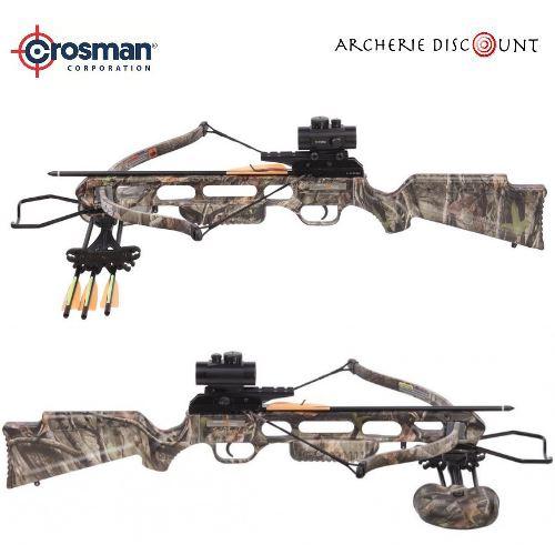 Arbalete crossman center cross 175 lbs xr175 camouflage1