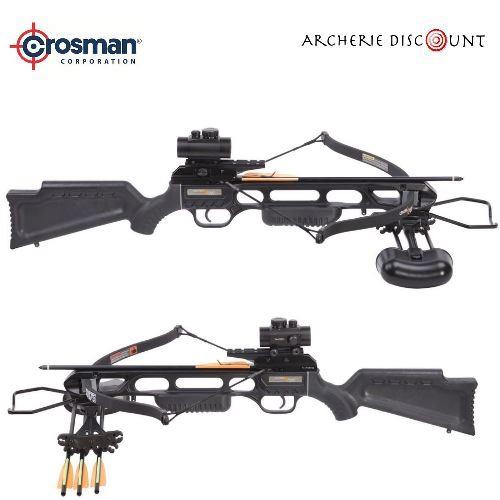 Arbalete crossman center cross 175 lbs xr175 recurve crossbow