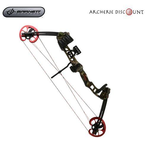Arc de chasse barnett vortex hunter camohd archerie discount