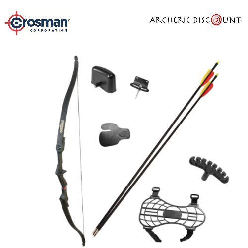 Arc pas cher pack crosman sentinel youth archerie discount