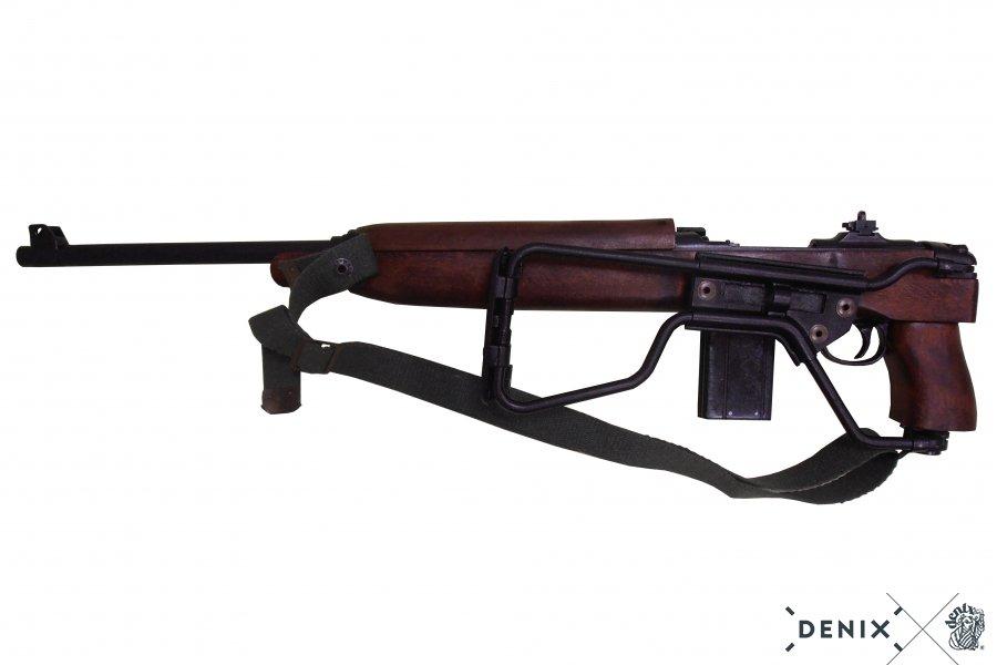 Carabine des paras ame ricain seconde guerre mondial
