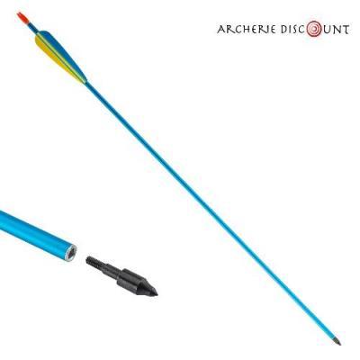 Fle che aluminium des arc enfant adolescent archerie discount 1