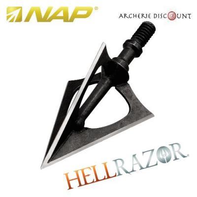 """Lame de chasse """"trilames"""" NAP Hellrazor"""