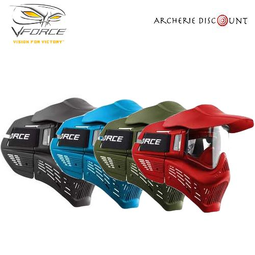 Masque de protection pour arc swap game et airsoft