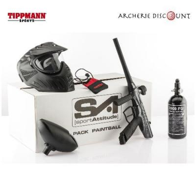 Pack complet Paintball Tippmann gryphon