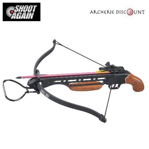 Pistolet arbalette 150 livre shoot again archerie discount