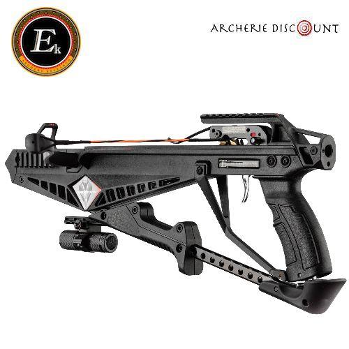 Pistolet arbalette ek archery cobra 90 lbs armement facile
