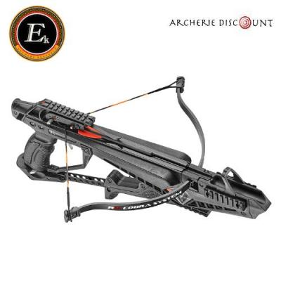 Pistolet arbalette ek archery cobra 90 lbs avec syste me r9