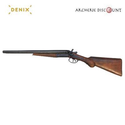 Re plique d arme en me tal pour le cine ma de fusil de western