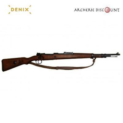 Re plique d arme en me tal pour le cine ma fusil mauser k98