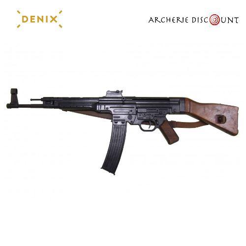 Re plique d arme en me tal pour le cine ma sturmgewehr 44 ww2