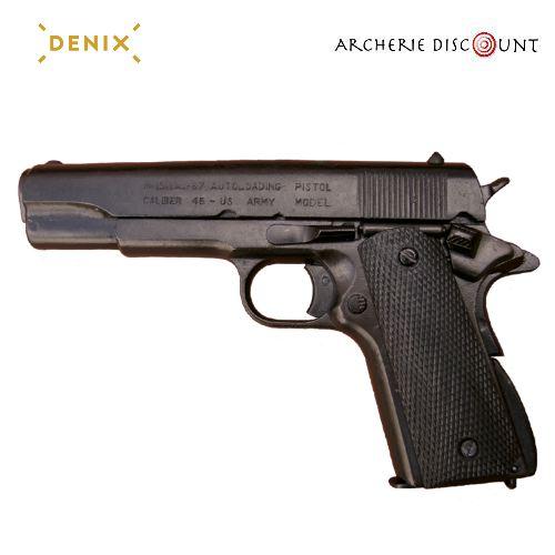 Re plique d arme me tal pistolet semi automatique colt m1911