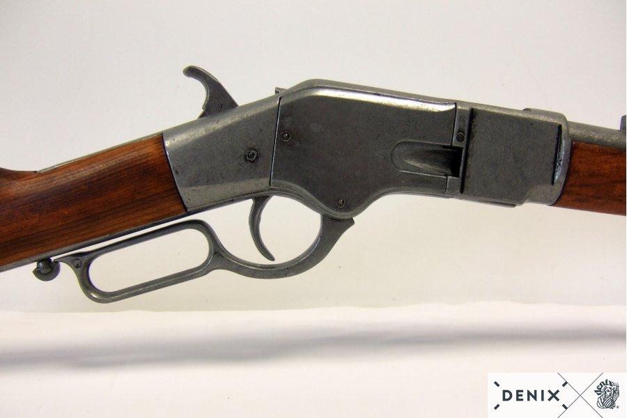 Re plique factice de la carabine a levier ame ricaine de 1866