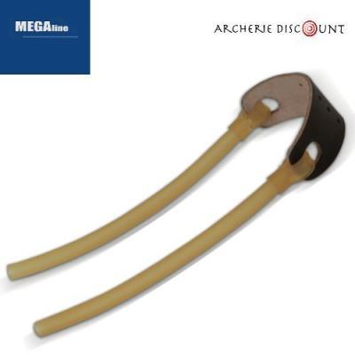 Elastique pour lance-pierre MEGAline