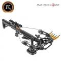 Arbalète Ek Archery Accelerator 410 noir /185 lbs