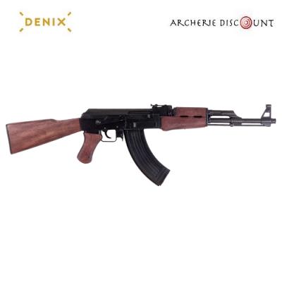 Réplique décorative Denix du fusil d'assaut russe AK47