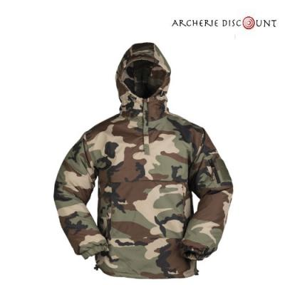 Anorak couleur camouflage hiver taille xxl
