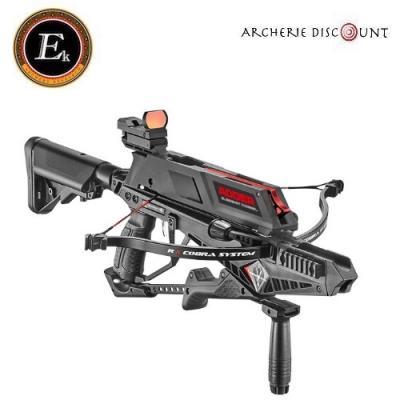 Arbalète ADDER X Bow à répétition 5 coups130 lbs ek archery
