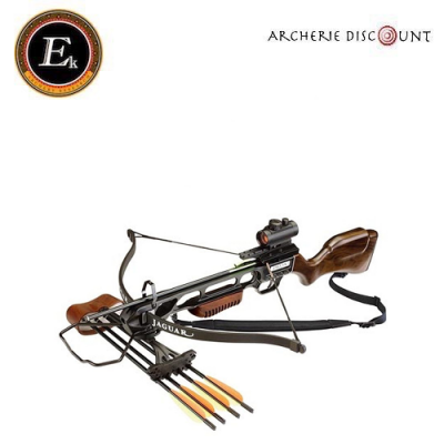 Arbalète Jaguar EK archery  et accessoires 175 lbs