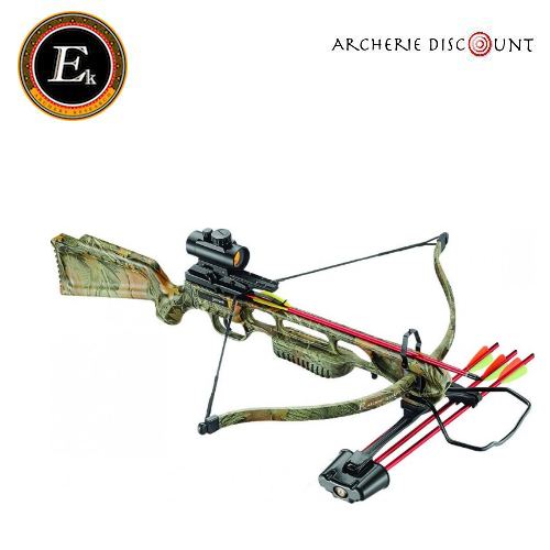 Arbale te jaguar i recurve ek archery camo175 lbs