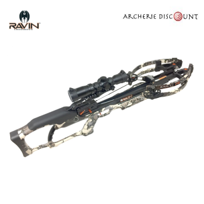 Arbalète	 Ravin R10 CAMO 400fps 142LBS