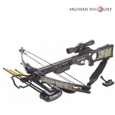 Arbalète Sniper XBC Skorpion 150 lbs