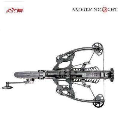 Arbalète à poulies  AXE405 -210 LBS -405 FPS
