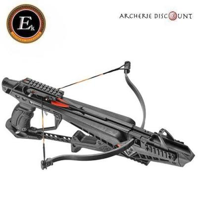 Arbalette ek archery COBRA 90 lbs noir