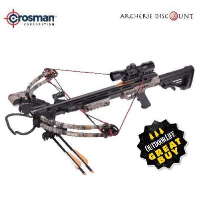 Arbalete Crosman Sniper 370 camouflé