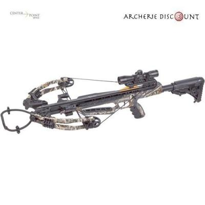 ARBALETE CENTER POINT DAGGER PACKAGE 390FPS / 185LBS / 4X32 SCOPE