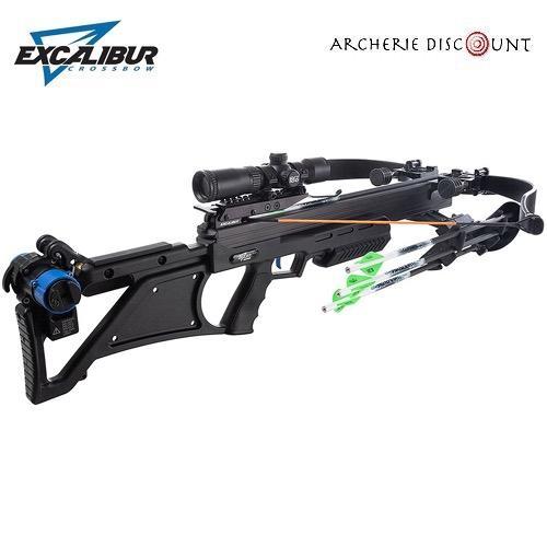 Arbalete excalibur matrix 440 couleur noir