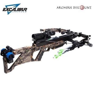 Arbalète excalibur Matrix BULLDOG 440 MOBUC 300LBS camo