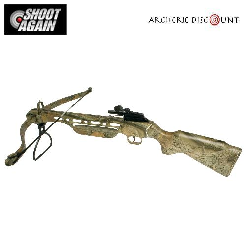 Arbalete shoot again camo cf118 pas cher archerie discount 1