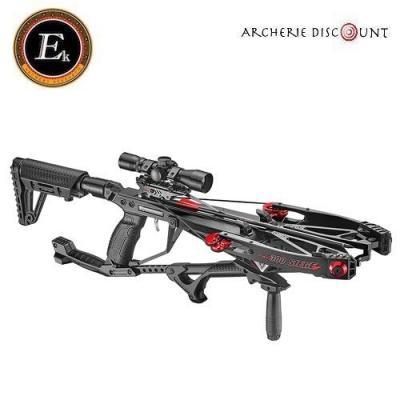Arbalète à poulies Siège 300 Ek Archery 150 LBS -300 FPS