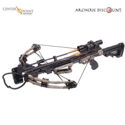 Arbalete Crosman Sniper élite 370 fps 185 LBS camouflé