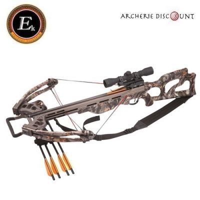 Arbalete Titan ek archery 385 fps 220lbs +lunette 4x 32