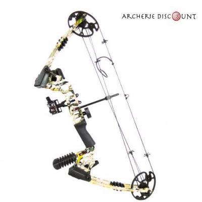 Kit arc à poulies Droitier - Bobcat 25-60 livres