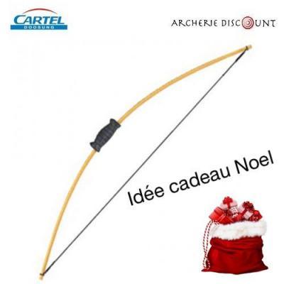 Arc débutant Cartel fibre 10 LBS
