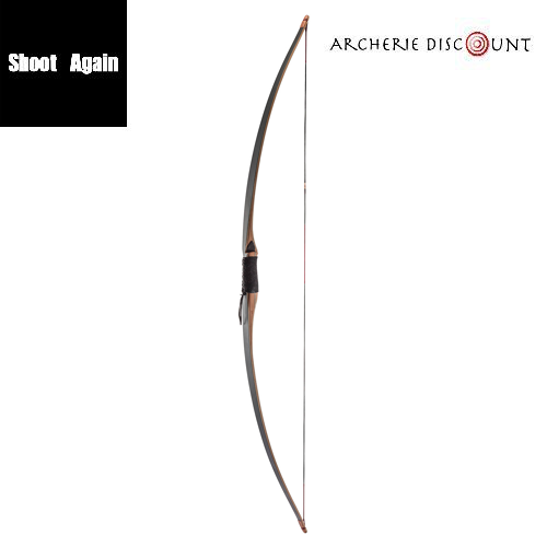 Arc long bow