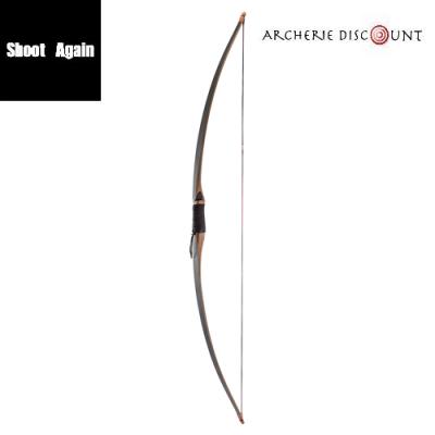 Arc de chasse Long Bow noir 68