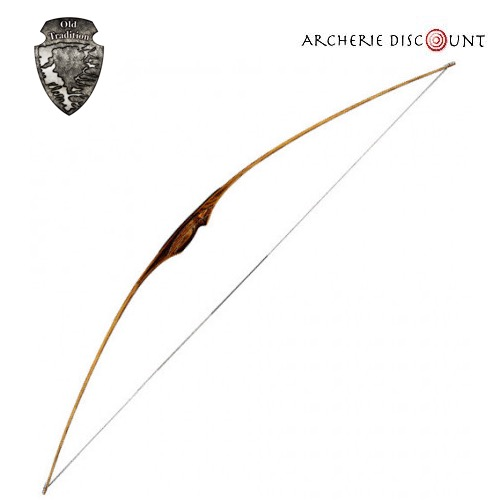 Arc longbow bambou old tradition