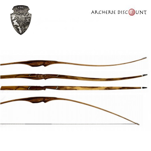 Arc longbow bambou old tradition1