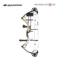 Arc poulie diamond camo