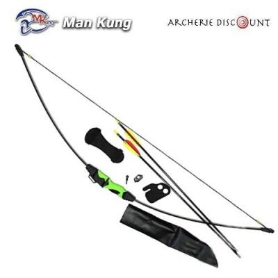 Arc recurve Junior de 18 livres man Kung