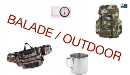 Balade outdoor