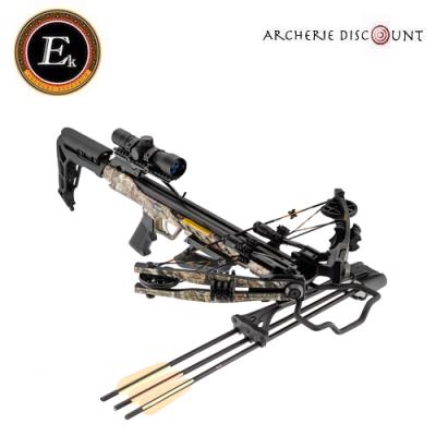 Arbalète ek archery  Blade + 175 lbs camo