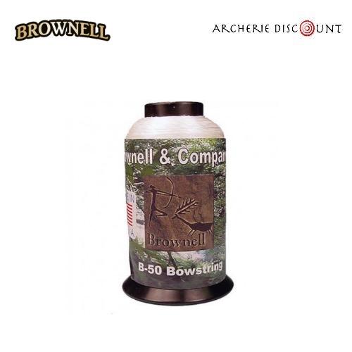 Bobine b 50 brownell pour cordes arcs archerie discount