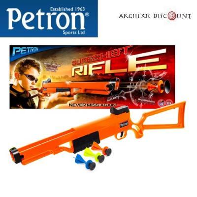 Carabine à fléchettes SURESHOT Petron