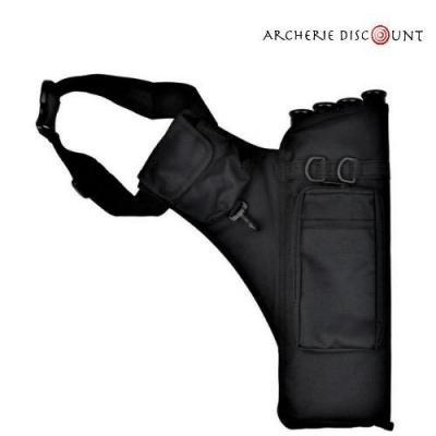 Carquois ceinture noir